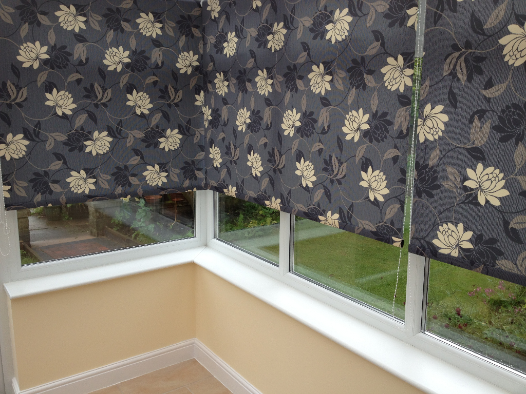 Blinds Man Bluff Bespoke Window And Conservatory Blind